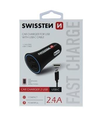 CL adaptér 2,4A Power 2x...