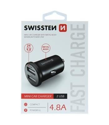 CL adaptér 2x USB 4,8A...