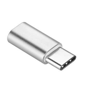 Adaptér MicroUSB/USB-C...