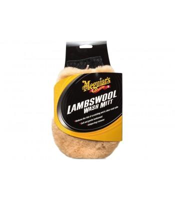 Lambswool Wash Mitt - mycí...