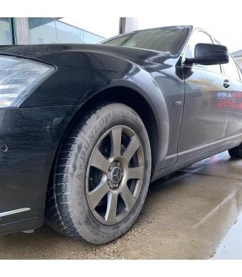 SONAX XTREME Gel na pneu s leskem - 500 ml - před aplikací