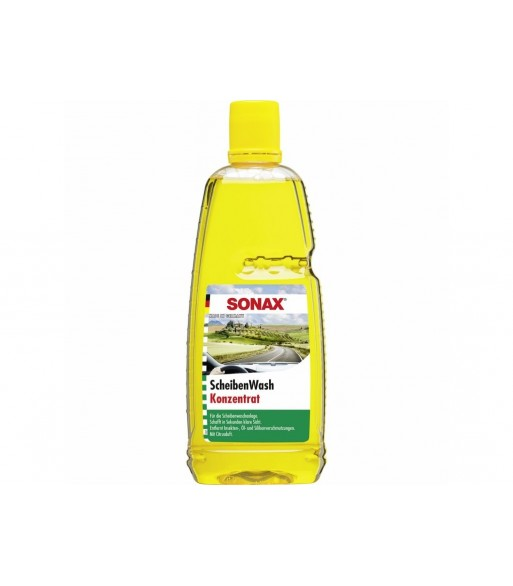 SONAX Letní kapalina do ostřikovačů - koncentrát 1:10 citrus - 1000 ml