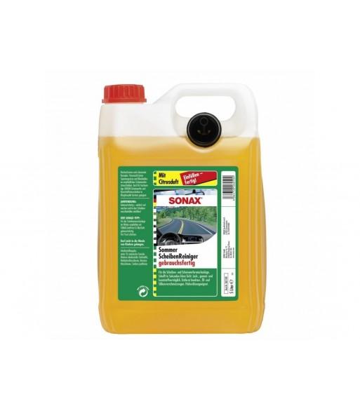 SONAX Letní kapalina do ostřikovačů - citrus - 5 l