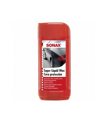 Vysoce kvalitní leštící a konzervační prostředek k ošetření autolaků.