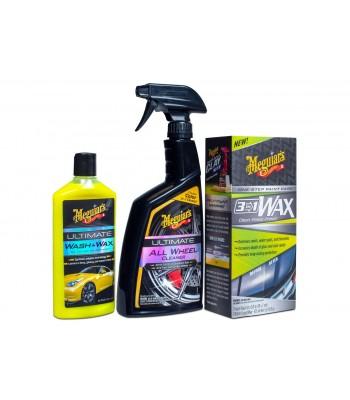 Essentials Car Care Kit -...