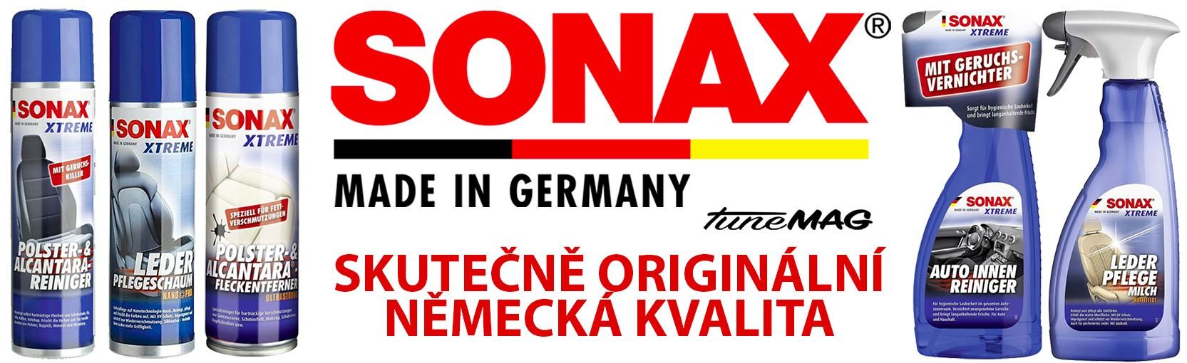 Akční zboží SONAX XTREME pro dokonalou čistotu interiéru